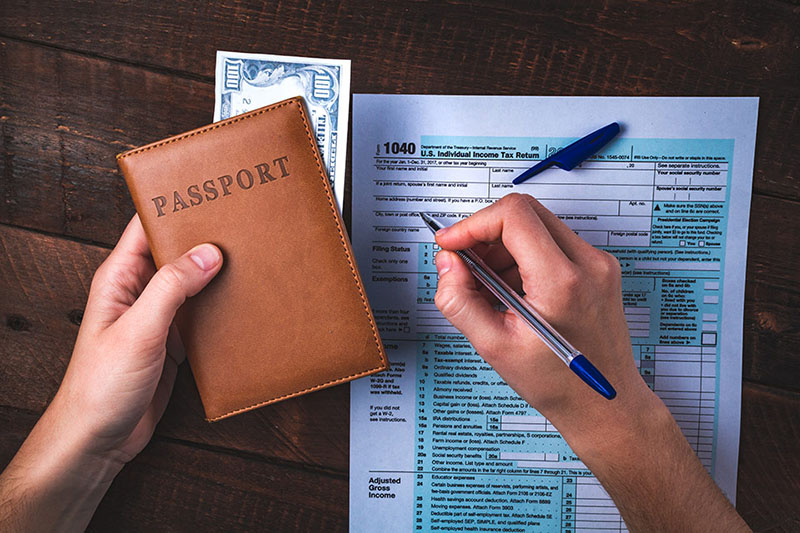 Expatriate Tax Returns Expat Taxes